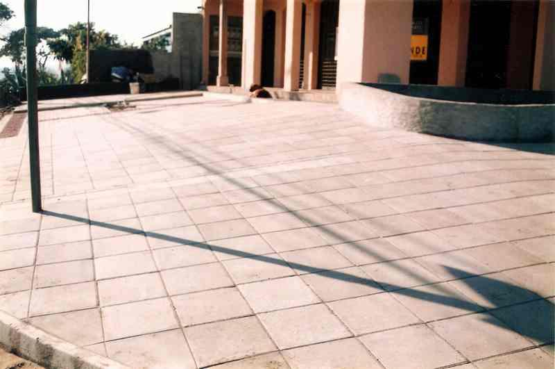 Pastelón 40x40x6 – Pavimentos