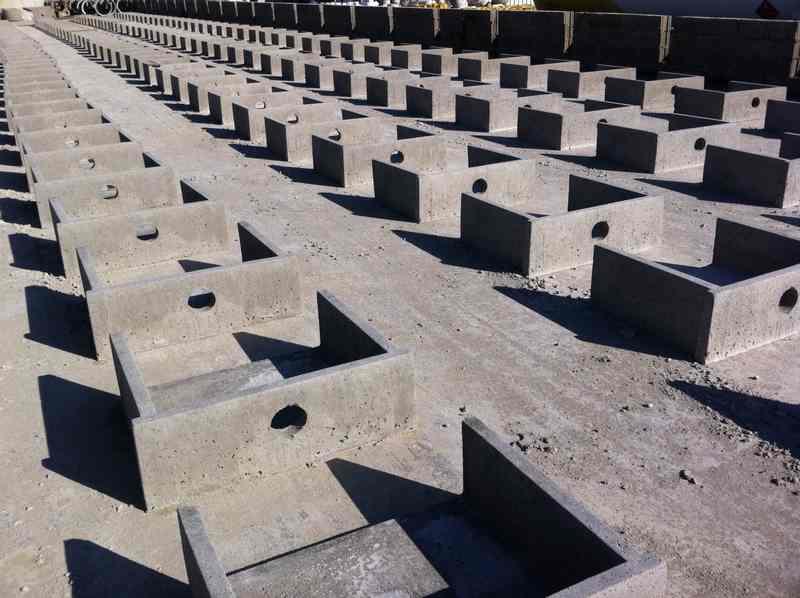 Guarda Medidor Grande – Piezas de Hormigón